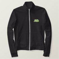 Frog Embroidered Jacket