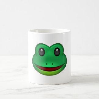 Frog - Emoji Coffee Mug