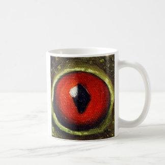 Frog Eye Enlarged Coffee Mug
