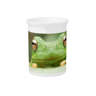Frog Eyes Pitcher