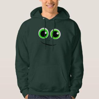 Frog Face Hoodie