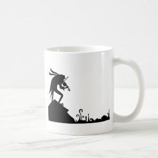 Frog Fiddler on the Roof Coffee Mug