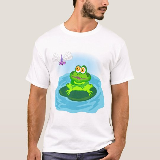 Frog & Fly T-Shirt
