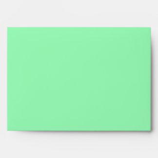 Frog Footprint Envelope
