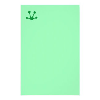 Frog Footprint Stationery Paper
