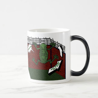 Frog Freedom Magic Mug