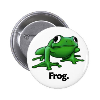 Frog Frog. Button