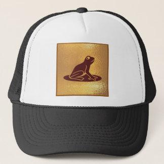 FROG FROGGY TRUCKER HAT