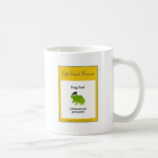 Frog Fuel Coffee Mug