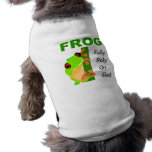 FROG, Fully rely on God Dog Tee Shirt