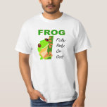 FROG, Fully rely on God T Shirt