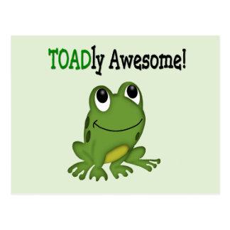 Frog Gifts Postcard
