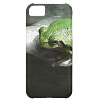 Frog Green iPhone 5C Cover