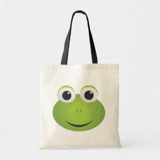 Frog Grocery Bag