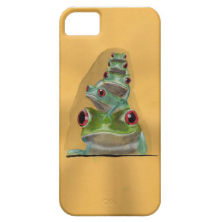 frog illustration iPhone SE/5/5s case