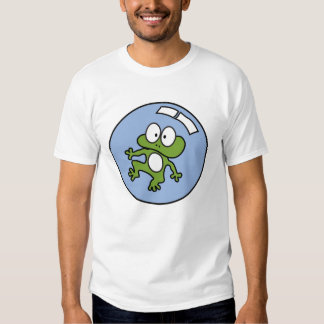Frog in a Bubble T Shirt