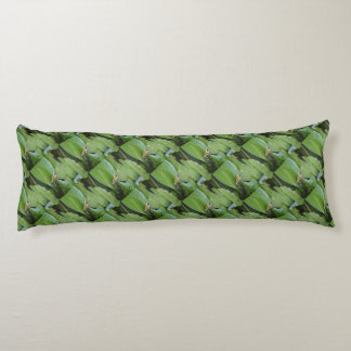 Frog in a Pond Body Pillow