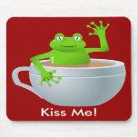 Frog in a Tea Mousepad
