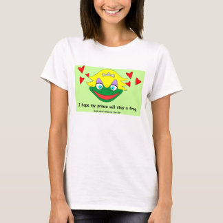 frog in love T-Shirt