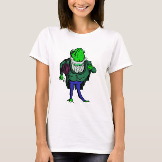 frog in the frack frog in tailcoat T-Shirt