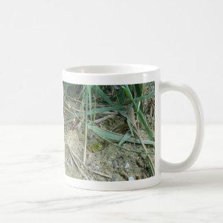 Frog in the Reeds Coffee Mug