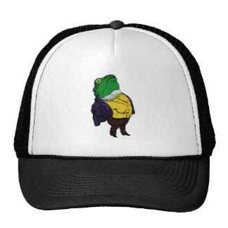 frog in the suit frog in suit trucker hats