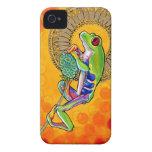 Frog Iphone Carcasa Para iPhone 4