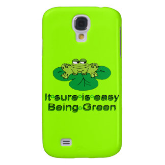 Frog It Sure Is Easy Being Green Iphone 3 Speck Samsung Galaxy S4 Case