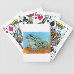frog.jpg bicycle card deck