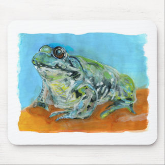 frog.jpg mouse pad