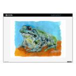 frog.jpg portátil skins