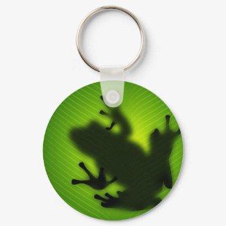 Frog Keychain keychain