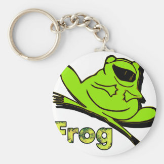 Frog Keychains