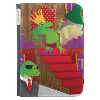 Frog King Kindle 3 Covers