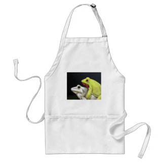 Frog Love 3 Adult Apron
