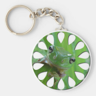 Frog Lover Keychain