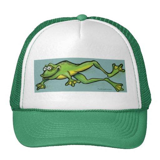 Frog Mesh Hat