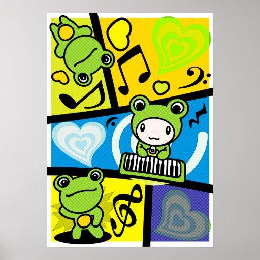 Frog_Method Poster