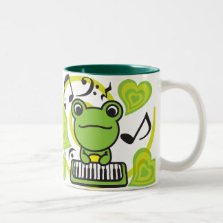 Frog_Method Two-Tone Coffee Mug