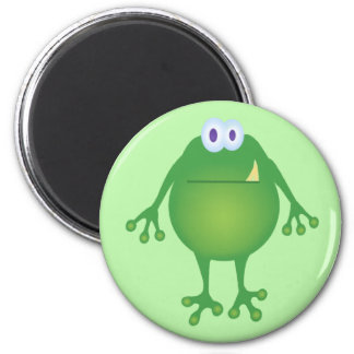 Frog Monster Magnet