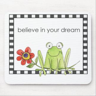 Frog Mousepads