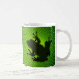 Frog Classic White Coffee Mug
