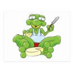 Frog n' Cheese Postcard