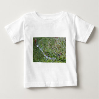 FROG NEAR WATER AND DRAIN PIPE RURAL AUSTRALIA BABY T-Shirt