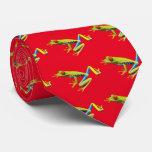 Frog Neck Tie