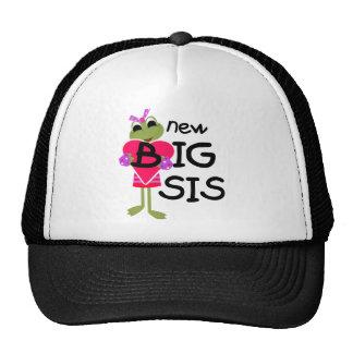 Frog New Big Sis Trucker Hat