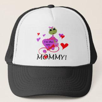 Frog New Mommy Trucker Hat