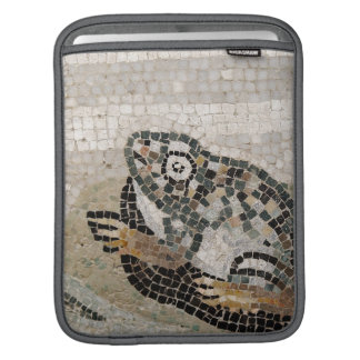 Frog, Nile mosaic, from the House of the Faun Sleeves For iPads