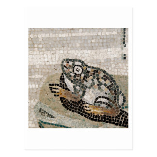 Frog, Nile mosaic, from the House of the Faun Postcard