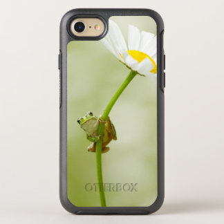 Frog On A Daisy OtterBox Symmetry iPhone 7 Case